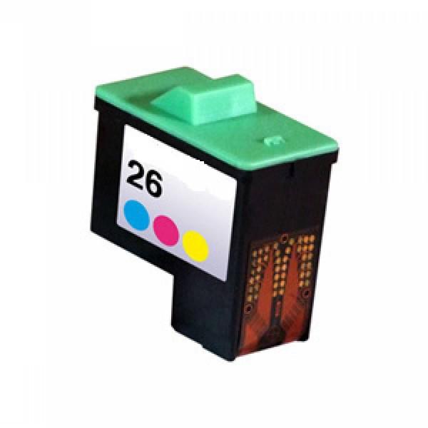 Compatibel inktpatroon No.26/27 Kleur