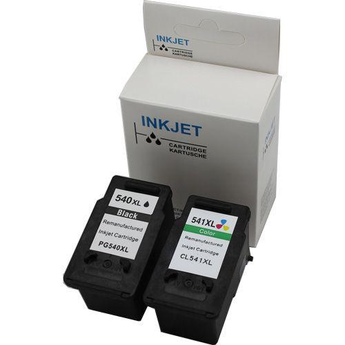 PG-540/CL-541 XL Set huismerk inktpatronen zwart en kleur