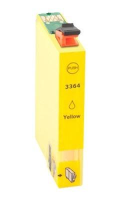 T3364 Huismerk inktpatroon Geel 33XL 15,5 ml