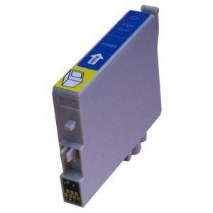 T0485 compatible inktpatroon licht cyaan met chip 16 ml