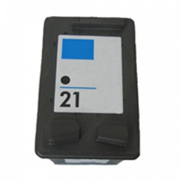 Huismerk inktpatroon nr. 21 Zwart 20 ml.