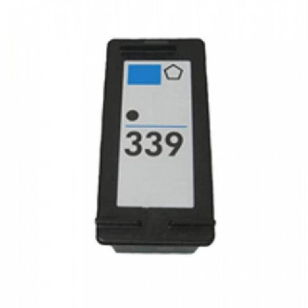 Huismerk inktpatroon nr. 339 Zwart 30 ml. (C8767)