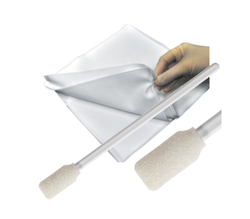Printkop Reinigingsset Towel & Tip 5 stuks