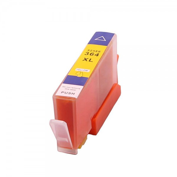 364XL Huismerk Cartridge geel 18 ml XL