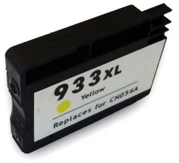 933 compatible inktpatroon Geel XL 16 ml.