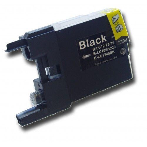 LC1220/1240 compatible inktpatroon zwart 20 ml