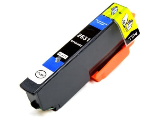 T2631 compatible inktpatroon 26XL photo zwart 10 ml