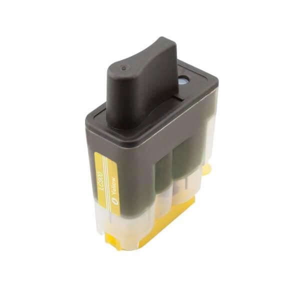 LC900 Huismerk inktpatroon Geel 19 ml