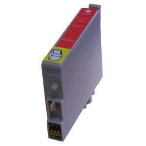 T0553 compatible inktpatroon magenta met chip 18 ml