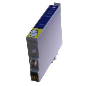 T0552 compatible inktpatroon cyaan met chip 18 ml