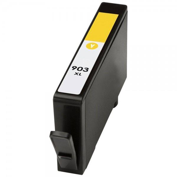 Huismerk 903XL remanufactured inktpatroon Geel 13 ml