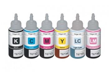 Epson 6731 t/m 6736 Huismerk Refill kit voor EcoTank Printer