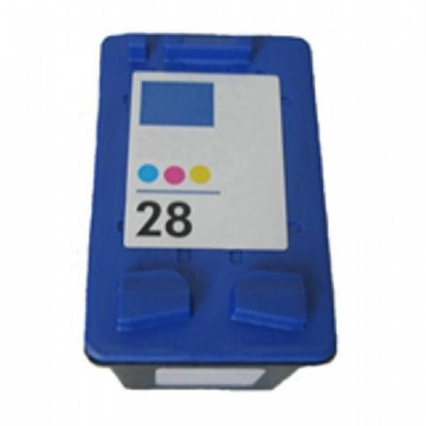Huismerk inktpatroon nr. 28 Kleur 18 ml.