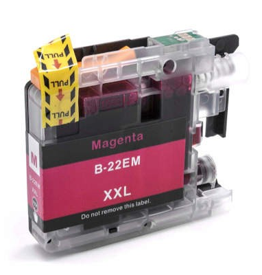 LC22E XL compatible inktpatroon Magenta 16 ml
