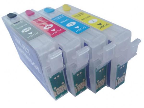 T1291-T1294 Hervulbare Patronen met ARC Chip