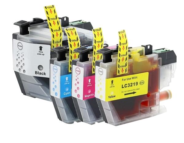 LC3219-LC3217 XL Set Huismerk inktpatronen 4 stuks