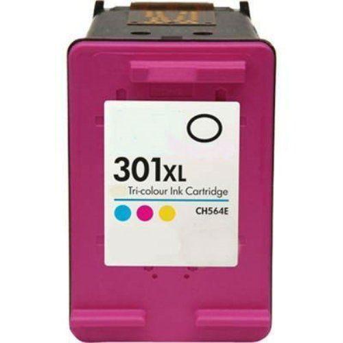 Huismerk inktpatroon nr. 301XL CH564EE Kleur 18 ml