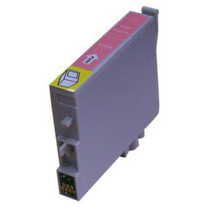 T0486 compatible inktpatroon licht magenta met chip 16 ml
