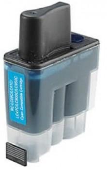 LC900 compatible inktpatroon Cyaan 19 ml