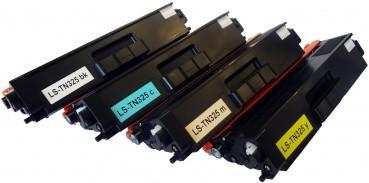 Huismerk toners TN-325/TN-320 Voordeelpack 4 stuks