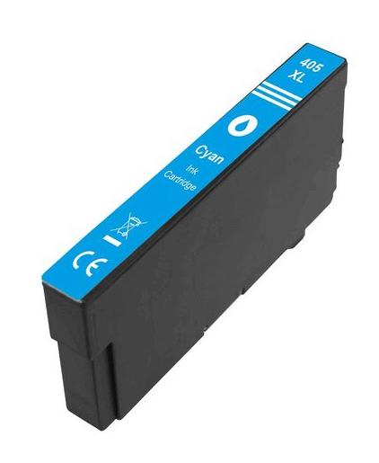 405XL Huismerk inktcartridge XXL Cyaan 27 ml