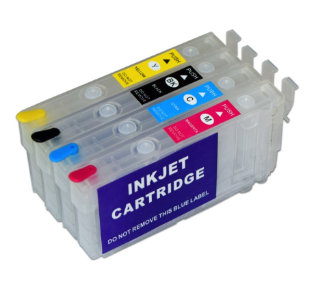 35XL T3591-T3594 Hervulbare Cartridge met ARC chip