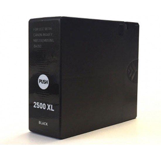 PGI-2500BK Huismerk inktpatroon zwart 83 ml