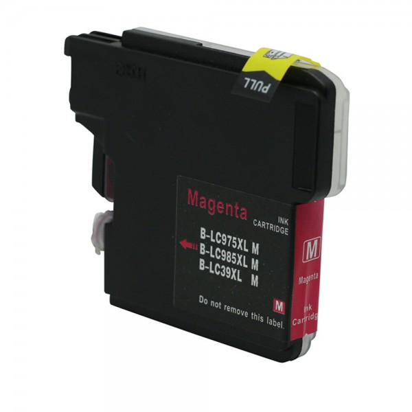 LC985 Huismerk inktpatroon magenta 20 ml