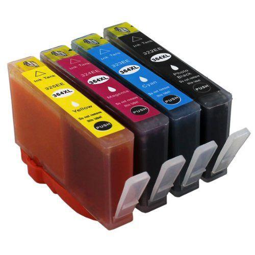 364XL Huismerk Cartridges Set van 4 stuks XL