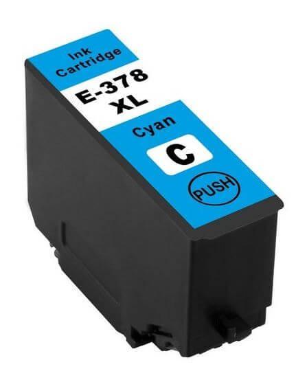 378XL Huismerk inktcartridge T3792 Cyaan 9.3 ml