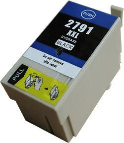 T2791 Huismerk inktpatroon Zwart 27XXL 48 ml