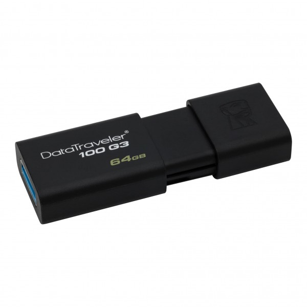 64GB DataTraveler 100 G3 USB-stick USB3.0
