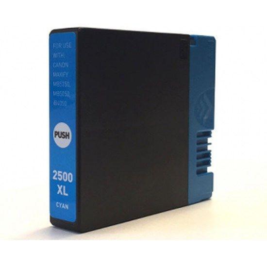 PGI-2500C Huismerk inktpatroon cyaan 23,5 ml