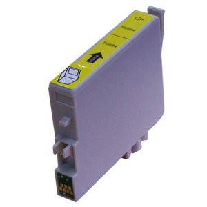 T0484 compatible inktpatroon geel met chip 16 ml