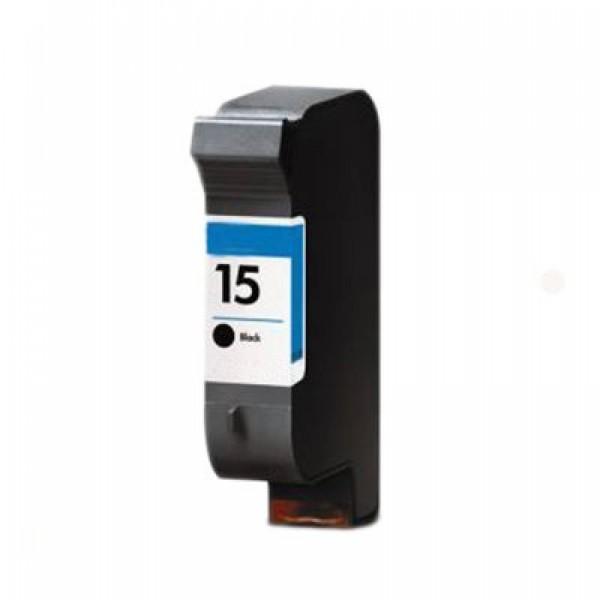 Huismerk inktpatroon nr. 15 Zwart 42 ml.