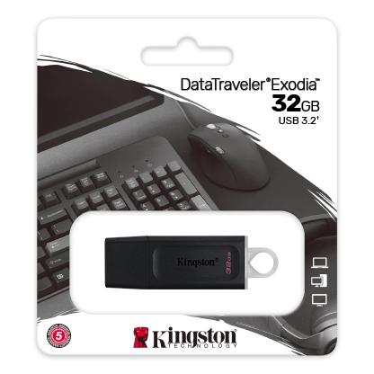 32GB Kingston DataTraveler Exodia USB 3.2
