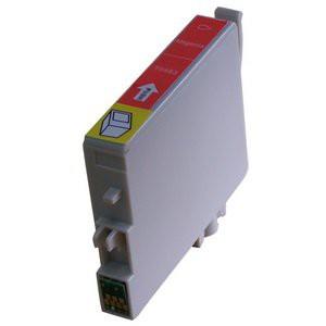 T0483 compatible inktpatroon magenta met chip 16 ml