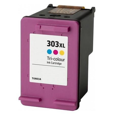 Huismerk remanufactured inktpatroon nr. 303XL Kleur 18 ml