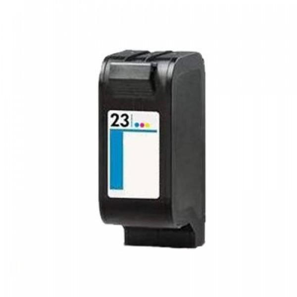 Huismerk inktpatroon nr. 23 Kleur 38 ml.