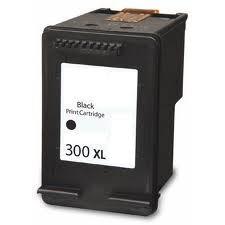Huismerk inktpatroon nr. 300XL CC641EE Zwart 15 ml