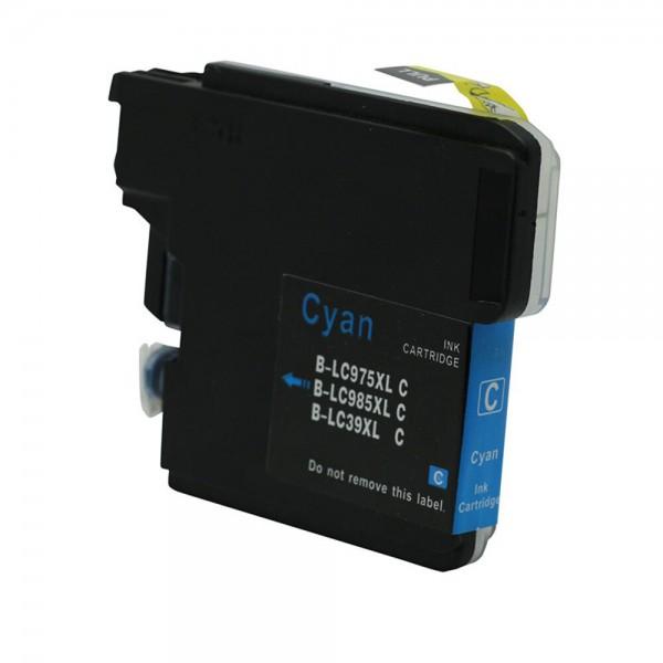 LC985 Huismerk inktpatroon cyaan 20 ml