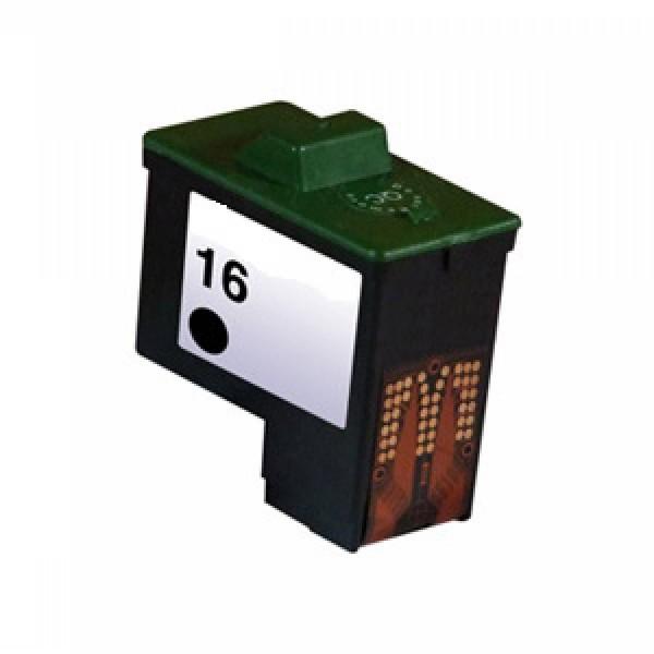Compatibel inktpatroon No.16/17 Zwart
