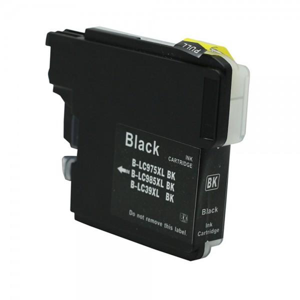 LC985 Huismerk inktpatroon zwart 28 ml