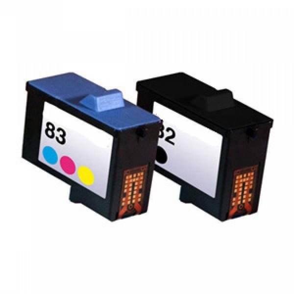 Compatibel inktpatroon No. 82 & 83 Combipack