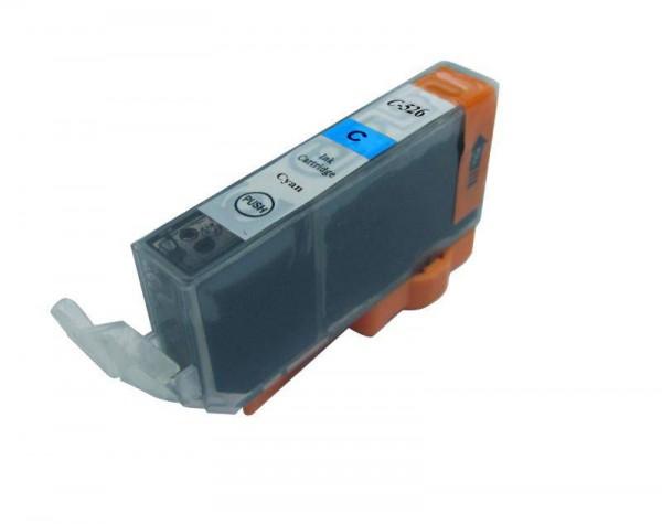 CLI-526C compatible inktpatroon cyaan 11 ml
