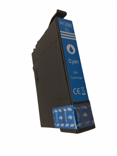 T2992 Huismerk inktcartridge 29XL Cyaan 14 ml