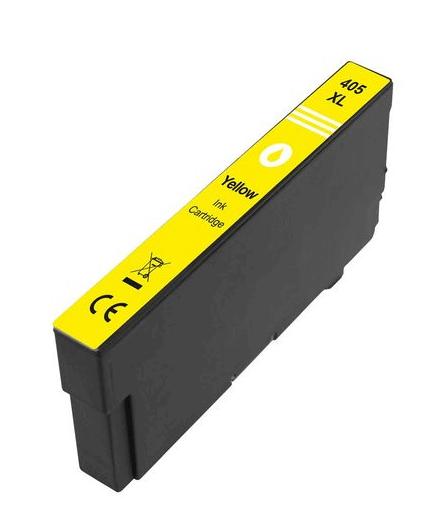 405XL Huismerk inktcartridge XXL Geel 27 ml