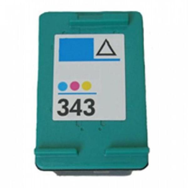 Huismerk inktpatroon nr. 343 Kleur 18 ml. (C8766)