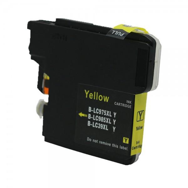 LC985 Huismerk inktpatroon geel 20 ml