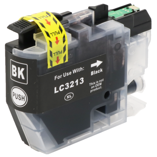 LC3213 XL compatible inktpatroon Zwart 15 ml